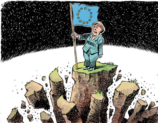 angela-merkel-fourth-term-cartoon